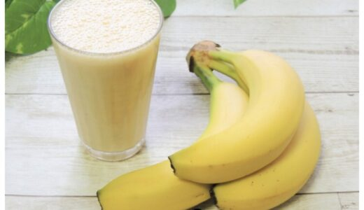 ホットバナナジュースで5時バナナ!作り方/レシピは?【教えてもらう前と後】