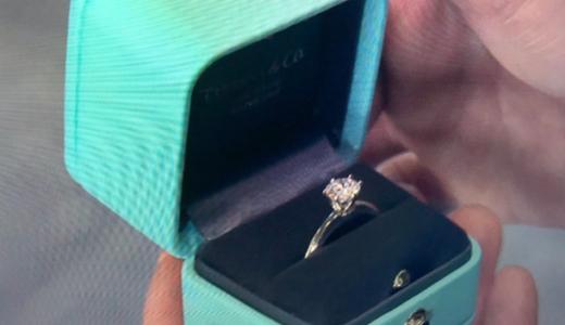 【恋つづ】プロポーズ指輪のブランドはティファニーで2カラット533万!?