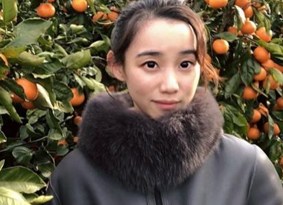 【画像】韓国人モデル・ベックがかわいい!絵も日本語も上手な多才美女