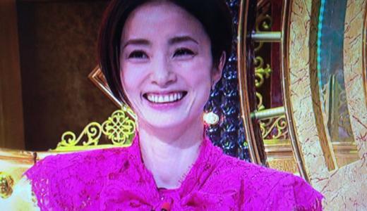 上戸彩のショートヘアが可愛い!濃ピンクドレスはドルガバで28万円?【M1・2020】