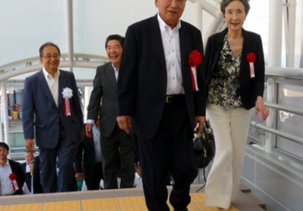 川淵三郎は84歳で家族は嫁・康子と娘2人、孫3人!顔画像や年齢、職業は?