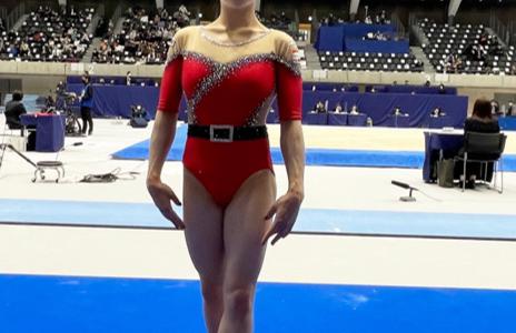 【画像】体操・杉原愛子はスタイル抜群!身長やカップ数は?【2021最新】
