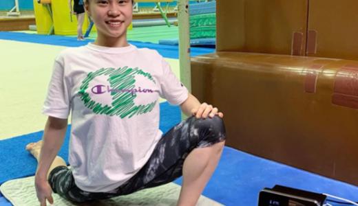 【顔画像】杉原愛子の姉・杉原好栄が可愛い!元体操選手で現在は引退!