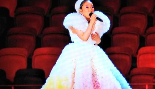【開会式】MISIAのかき氷ドレスが可愛い!ブランドはどこ?【東京2020オリンピック】