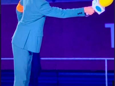 【動画】なだぎ武が開会式に出演w顔や動きの癖で即バレw【東京オリンピック2020】