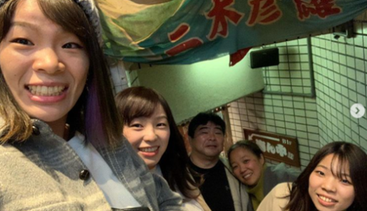 【顔画像】川井友香子の母親は元日本代表!甘えたくてレスリング始めた?